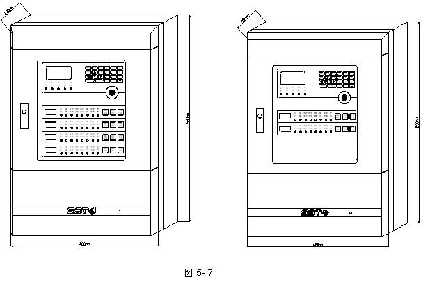 gst-qkp04海湾气体灭火控制器