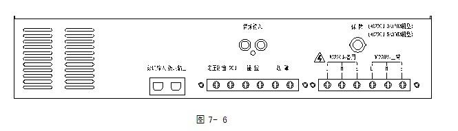 gst-gf500w型广播功率放大器