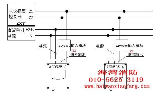 信号线载波电源线电路图